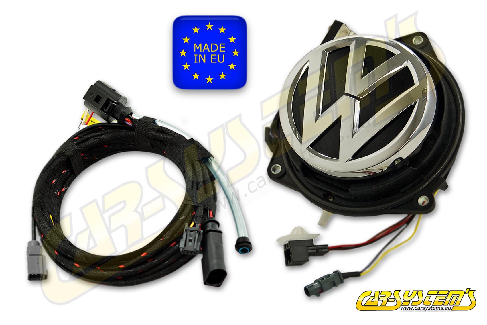 Details about VW Genuine Reversing Camera - Retrofit Kit Golf Mk7 VII  5G0827469F RVC Low Line