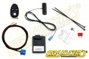 VW Multivan / Transporter T5 Upgrade KIT + T91 - Engine Heater -> Parking Heater (box in console)