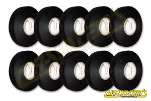 10x Automotive fabric tape with fleece Coroplast type: 8551