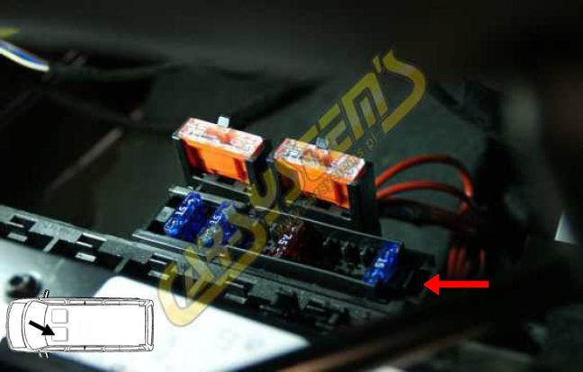 Vw Multivan Transporter T5 Upgrade Kit T91 Engine Heater > Parking: Volkswagen Caravelle T5 Fuse Box Diagram At Satuska.co