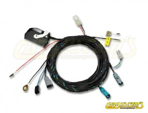 Audi A4 8K0 Rear HighLine Camera Wiring Harness