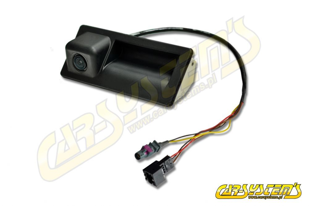 Audi A3 8v Rear Camera With Guidance Line   Wiring Harness