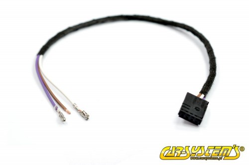 Audi  A3 - 8V -  Multifunction Steering Wheel - Cable Wiring Set - MFSW