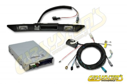 Audi Q7 4L0 Rear HighLine Camera KIT
