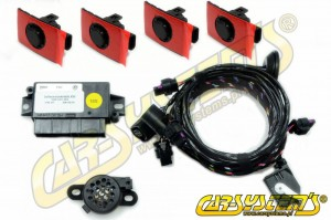 Audi A3 8V - APS Audi Parking System - Rear - 5Q0919283 -  Free Painting Service -