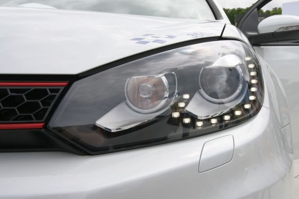Golf 4 led headlights-4693