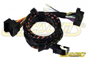 Bluetooth + MDI - Combo Wiring Harness Plug&Play + SDS + A2DP 2.5m