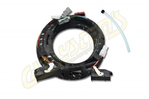 VW Golf MK6 - Wiring Harness For Rear Emblem High Line Camera with Guidance Line