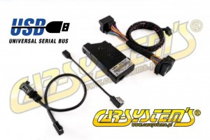 VW MEDIA-IN - MDI KIT + USB adapter - Retrofit - 5N0035342E