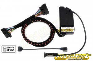 VW MEDIA-IN - MDI KIT + iPOD adapter - Retrofit - 5N0035342E