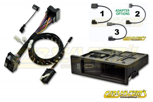 Combo Module - Bluetooth + MDI ( Iphone 4 Adapter ) - 5N0035729A