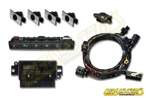 NEW Skoda Rapid - Park Pilot Front w. OPS - 5Q0919294 - UPGRADE KIT - 5JA927132BC