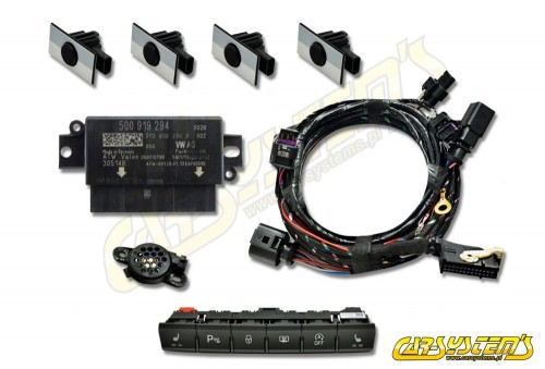 NEW Seat Toledo - Park Pilot Front w. OPS - 5Q0919294 - UPGRADE KIT