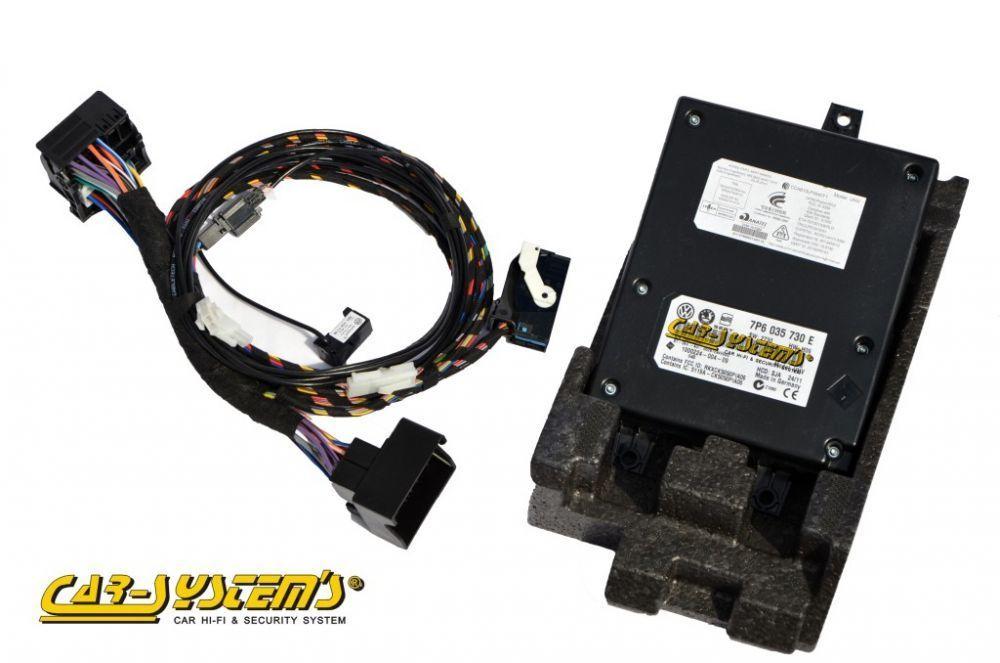 VW Bluetooth KIT 7P6035730F - Retrofit -