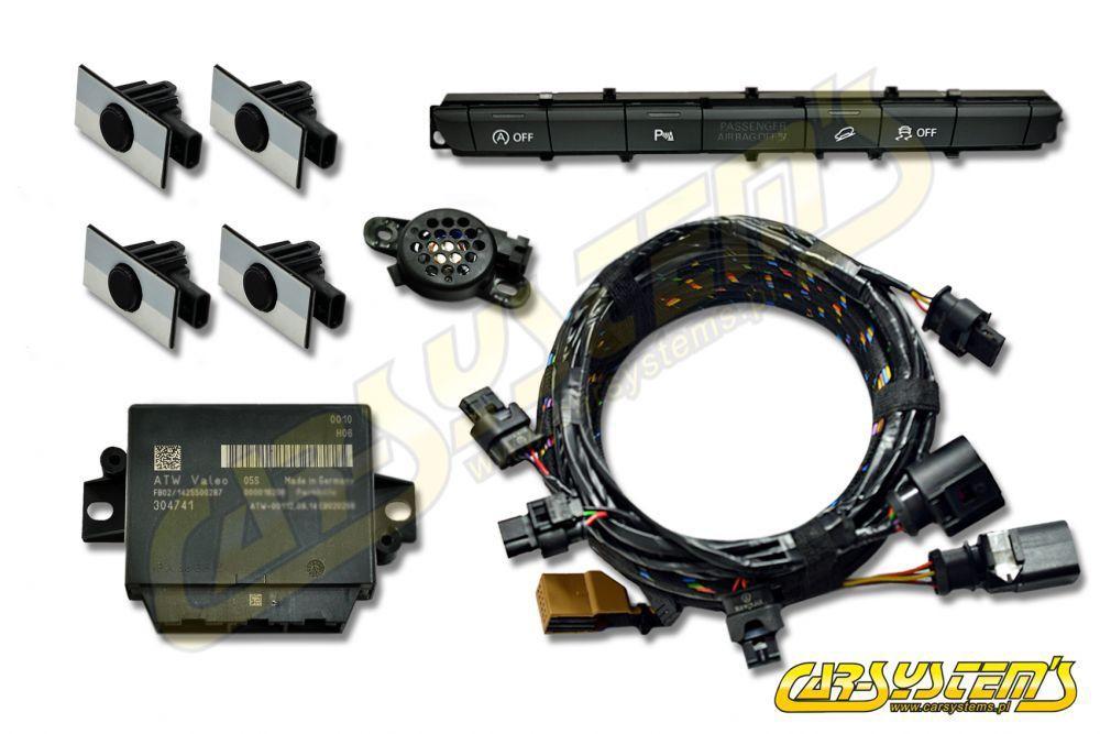 Audi A6 / RS6 - C7 - 4G0 - APS+ Audi Parking System - Front