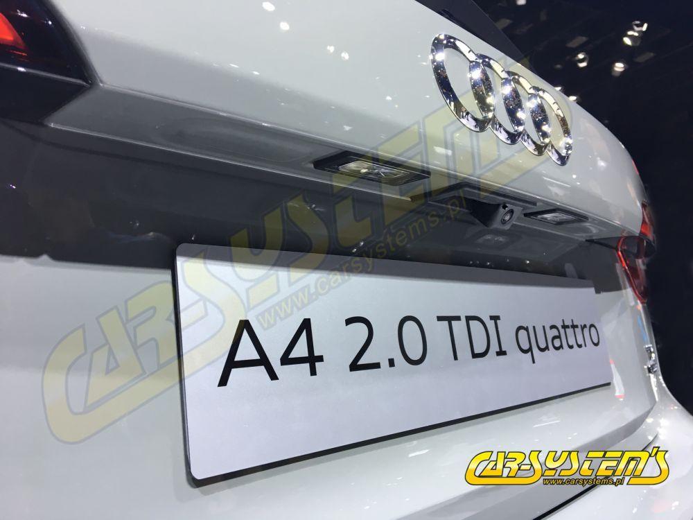 New 2016 Audi A4 B9 8W0 Avant Rear High Line Camera KIT - MMI -