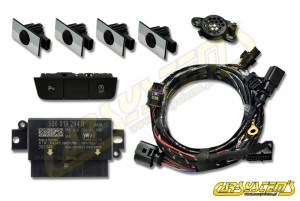 NEW Skoda Fabia 3 - 6V0 - Park Pilot Front w. OPS - 5Q0919294B - UPGRADE KIT - RHD - UK Markets