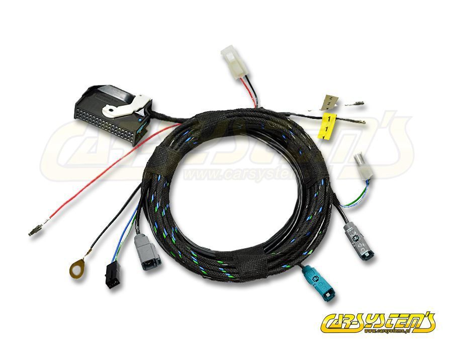 VW Touareg 7P - Rear HighLine Camera Wiring Harness