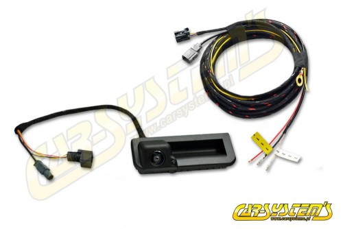 NEW Seat ATECA - Low Line Rear View Camera with Guidance Line + wiring harness 6V0827566