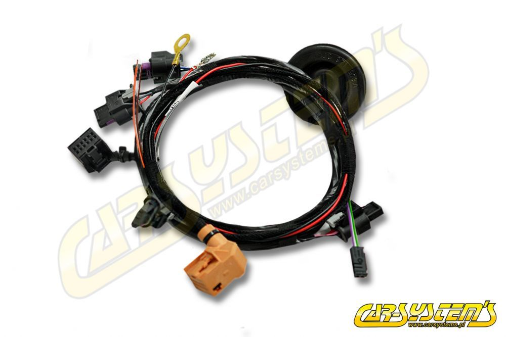 VW Eos - Park Pilot Rear w. OPS - Wire Harness