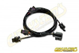Audi A4 8K / A5 8T / A5 8F Cabrio - PDC - FRONT - Park Distance Control - Front Bumper - Electric Harness