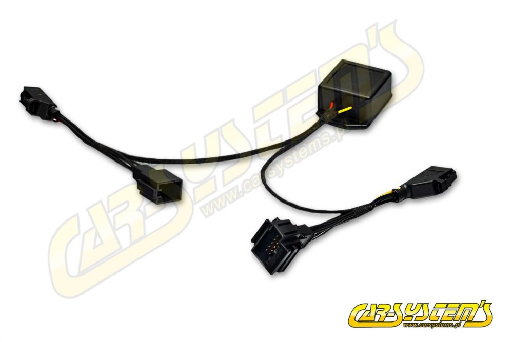 AUDI A6 4G Start-Stop Automatic de-activator - plug&play