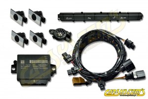 Audi A7 - 4G0 - APS+ Audi Parking System - Front Retrofit -