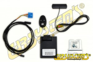 Telestart T91 - 1314635A - Remote with VW Logo - UPGRADE KIT