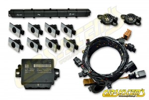 Audi A6 / RS6 - C7 - 4G0 - APS+ Audi Parking System - Front & Rear w. OPS