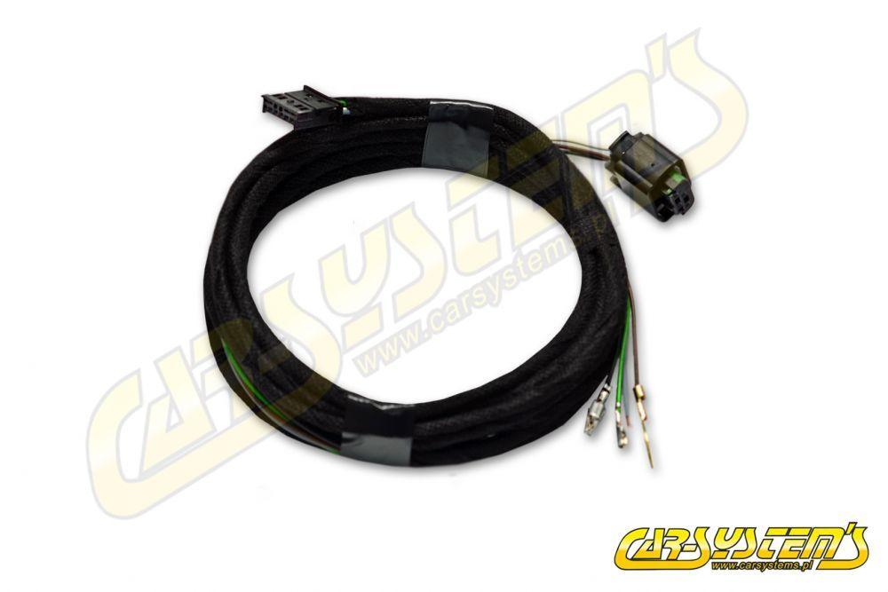 AUDI HomeLink Garage Door Opening Cable Set - Audi homelink
