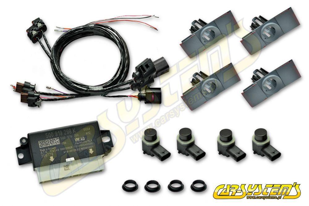 VW Pat B8 - Park ist - PLA - UPGRADE SET Vw Pat Accelerator Wiring Harness Plug on