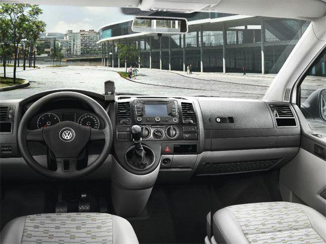VW Transporter T5 manuell AC / Climatic - Telestart T91 Upgrade KIT