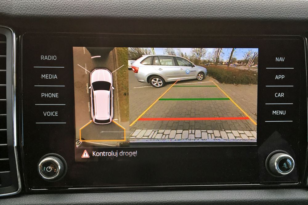 new seat arona low line rear view camera with guidance. Black Bedroom Furniture Sets. Home Design Ideas