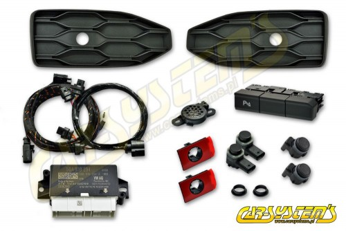 New VW T-ROC  -> Park Pilot Front w. OPS - 5QA919294B - UPGRADE KIT