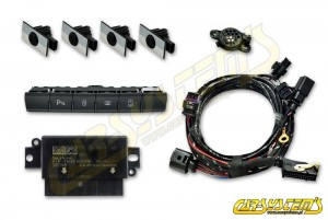 NEW Skoda Rapid - Park Pilot Front w. OPS - 5Q0919294 - UPGRADE KIT