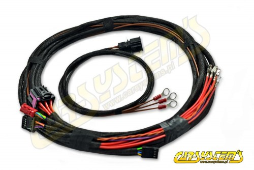 VW Tiguan AD1 - Rotative Tow Bar - wire harness