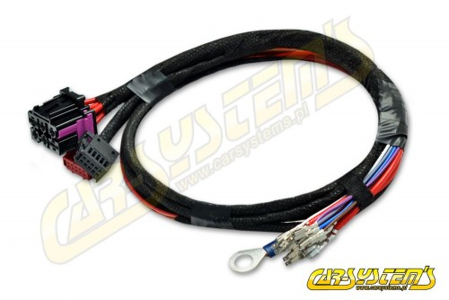 AUDI Q7 4M - Swiveling  Tow Bar - wire harness
