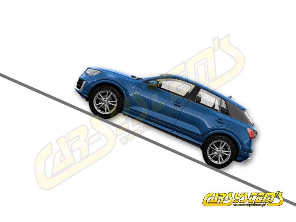 Audi Q2 Ga - Auto Hill Hold Start Assist Rhd Set