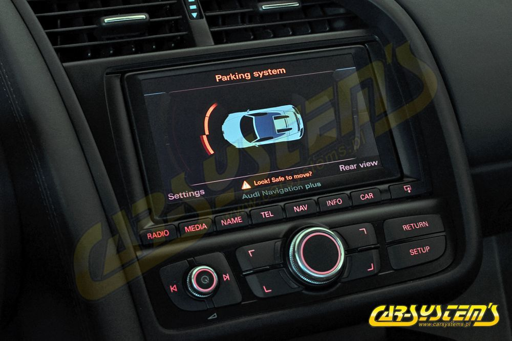 audi r8 420 - park pilot front upgrade w. ops audi r8 fuse box stereo wiring 2009 audi r8