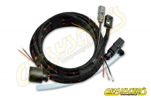 NEW VW T-ROC A11 - Rear High Line Camera Wiring Harness 2GA827469