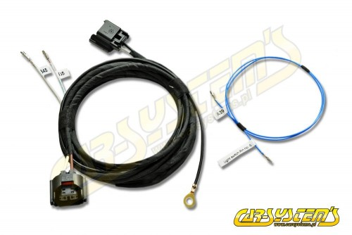 vw crafter sy - fog light wiring harness - retrofit -  carsystems.pl