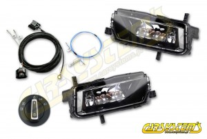 VW Crafter SY - Fog Light Retrofit Set