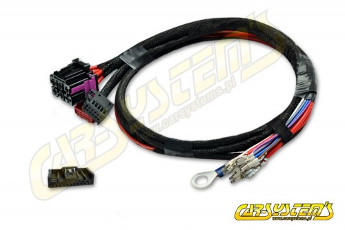 AUDI Q5 FY - Rotative /  Swivel Tow Bar - wire harness