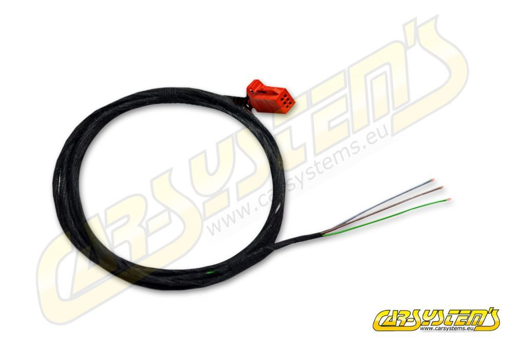 Prime Vw Pdc Wiring Harness For Push Button 7E0919281B Wiring 101 Ferenstreekradiomeanderfmnl