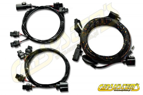 Audi A3 8V  - Park Pilot Front and Rear w. OPS - Wire Harness