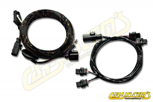 Audi A3 8V  - Park Pilot Rear w. OPS - Wire Harness