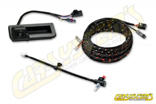 NEW AUDI Q3 F3 - High Line Rear View Camera with Guidance Line + wiring harness
