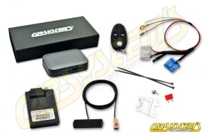 Telestart T91 Parking Heater Upgrade KIT - 9014397C + Mobile Start SET
