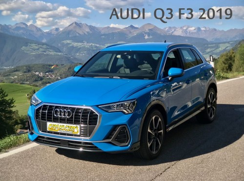 New Audi Q3 F3 - 2019 MY  - APS+ Audi Parking System - Front Retrofit