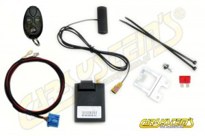 Audi Q7 4L T91 Upgrade KIT - Engine Heater -> Parking Heater